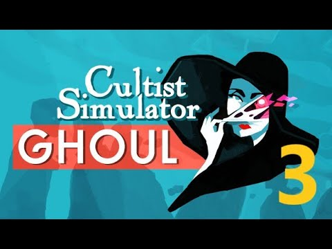 Cultist Simulator (Ghoul DLC) - More health to search for bookstores |