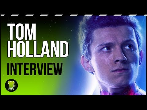 'Avengers: Infinity War': Tom Holland's favourite Marvel movies