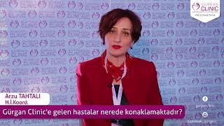 Gambar cover Gürgan Clinic'e gelen hastalar nerede konaklamaktadır?