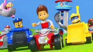 Ryder, Rubble, Chase & Feuerwehrmann Marshall Video | Neue Folgen für Kinder auf deutsch