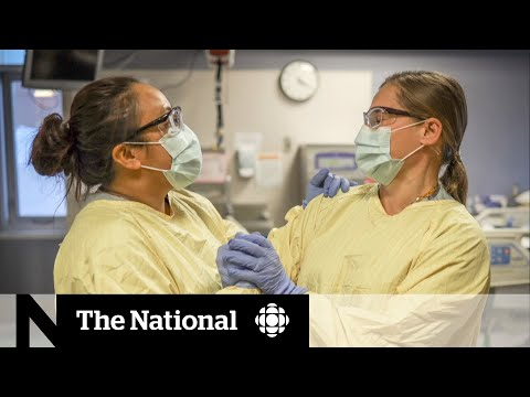 CBC News: The National: Alberta's health-care workers worry system headed for collapse