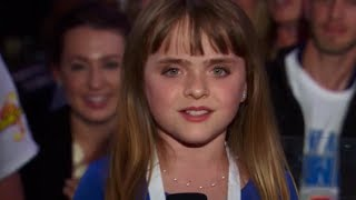 Little Girl Sings Rolling in the Deep on Inside the NBA