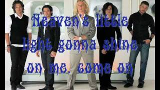 Collective Soul-Shine (lyrics video)