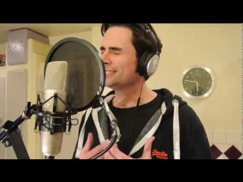 """Simon Thomas sings """"You're All That I Have Now"""" from Raindogs, the musical"""