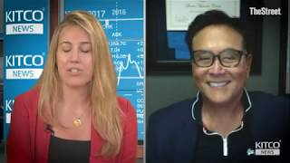 Here's Why Robert Kiyosaki Is stacking gold and silver in 2019