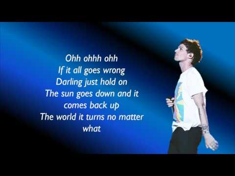 Louis Tomlinson & Steve Aoki - Just Hold On [LYRICS]