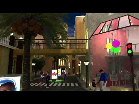 KidzMondo Virtual Tour (Arabic version)