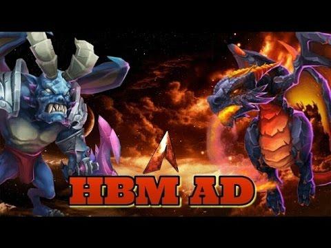 Castle Clash Finishing HBM!