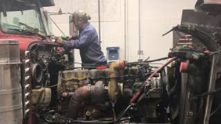 THE SNAP ON JUNKIE CATAPILLAR 3406E ENGINE TEARDOWN