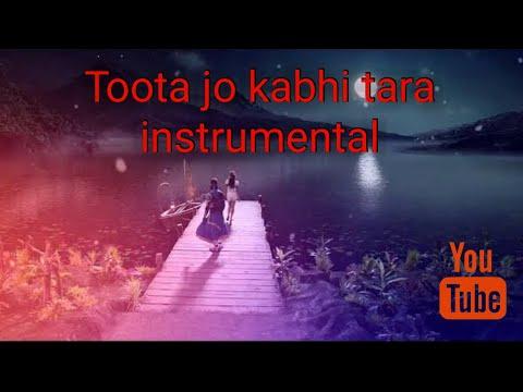 Toota jo kabhi tara instrumental ringtone