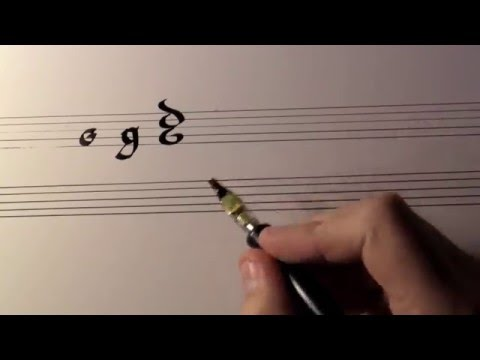 The History of Music - Clefs