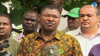 Moses Wetang'ula tells President Kenyatta and the government to rethink the fight against Al Shabaab