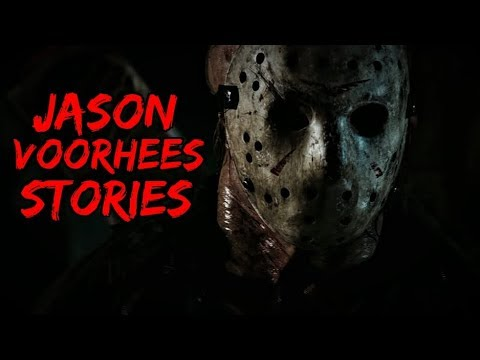 "4 Creepy True ""JASON VOORHEES"" Encounter Stories"