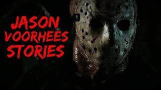 """4 Creepy True """"JASON VOORHEES"""" Encounter Stories"""