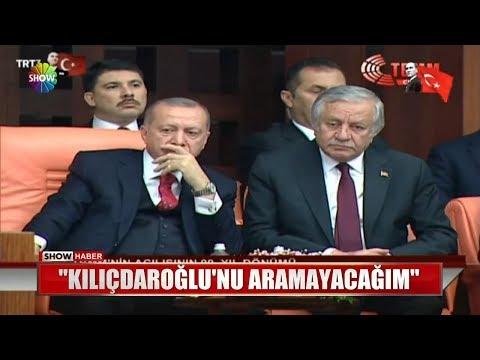 """Erdoğan: """"Kılıçdaroğlu'nu aramayacağım"""""""