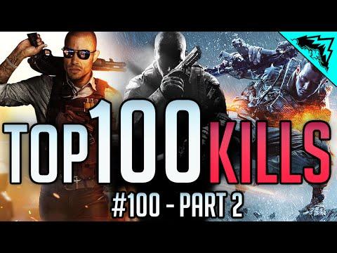 Top 100 Kills