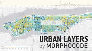 "Georden | ""Urban Layers"" by Morphocode"