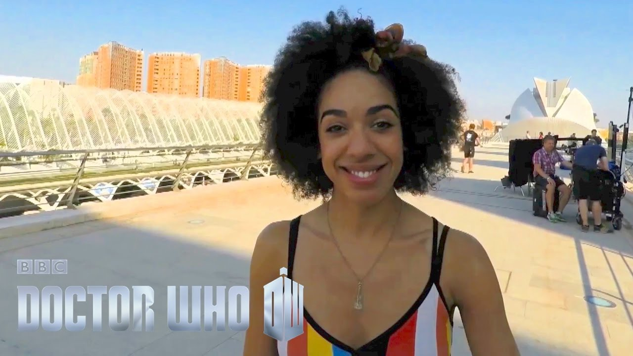 Pearl Mackie Pearl Mackie new pictures