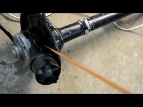 DIY электро мотор