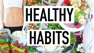 25 HEALTHY HABITS! Healthy Hacks You NEED To Know!