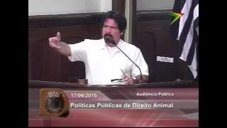 DR CARLOS AUGUSTO chama a atenção das autoridades