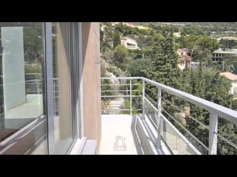 Monaco Penthouse Video Tour / Visite d'un appartement-terrasse à Monaco
