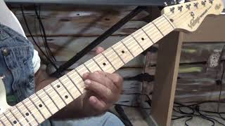 guitar lesson key of c  kountry cuz sunday report