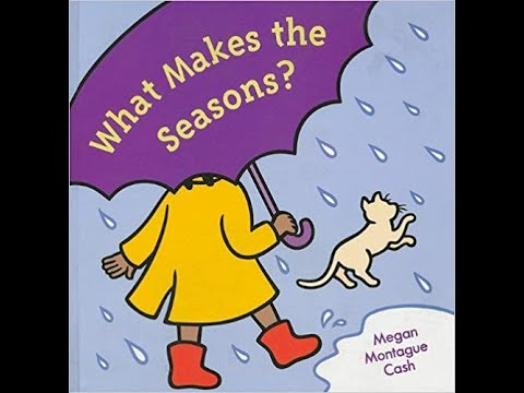 Picture Books around the Seasons for Kids