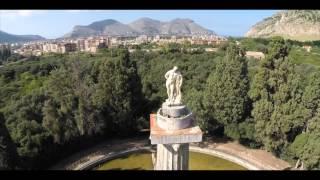 Parco della Favorita - SiculDrone