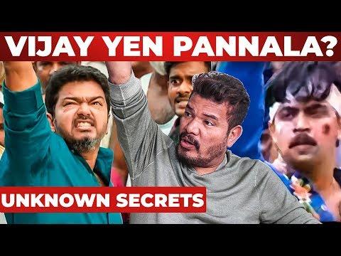 Why Mudhalvan did not happen with Vijay? - Shankar Reveals the Secret   Part 2   SM 30