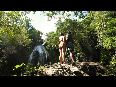 ONE OF CUBA'S SECRET GEMS!!! (LA SOROA WATERFALL)