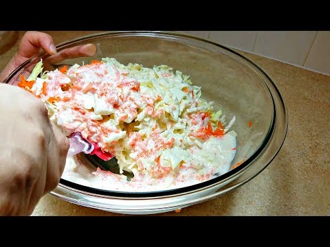 how-to-make-coleslaw-|-homemade-coleslaw-recipe-|-kfc-style-coleslaw