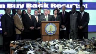 Gun buyback Program in New Jersey.mov