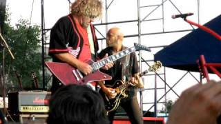 "Sammy Hagar live ""Bad Motor Scooter"" 7-2-2010 Naperville, IL Ribfest"
