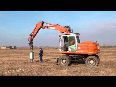 Tracking Systeme gründen ohne Beton bis zu 80 m²