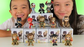 Justice League Toys Surprise Opening Fun With CKN Toys