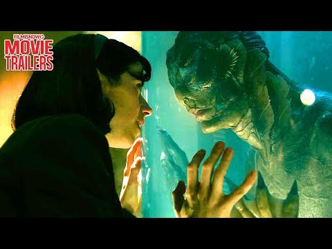 Guillermo del Toro's THE SHAPE OF WATER New Footage Red Band Trailer