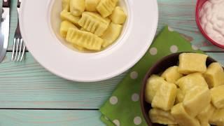Ленивые вареники из творога — вкусный рецепт