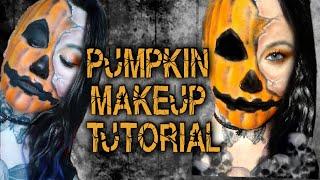 Pumpkin Makeup Tutorial- Collab w/Bee Dubbz