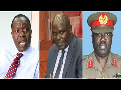 Ngatia Attacks Opinion Polls, Chebukati, Matiangi, NIS and Challenges Uhuru Kenyatta