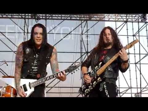Queensryche - The Best I Can - Jackson County Fair - Medford, OR - 7-21-2016