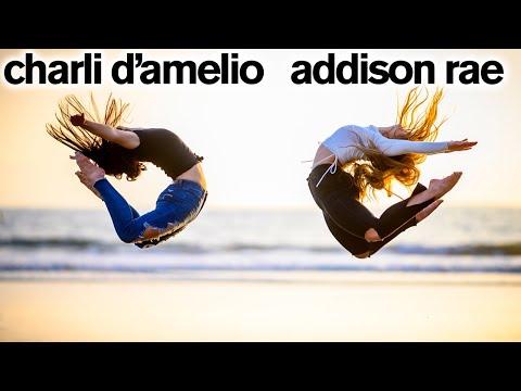 charli-d'amelio-and-hype-house-stars-crash-fans-tiktoks-*ft.-addison-rae*