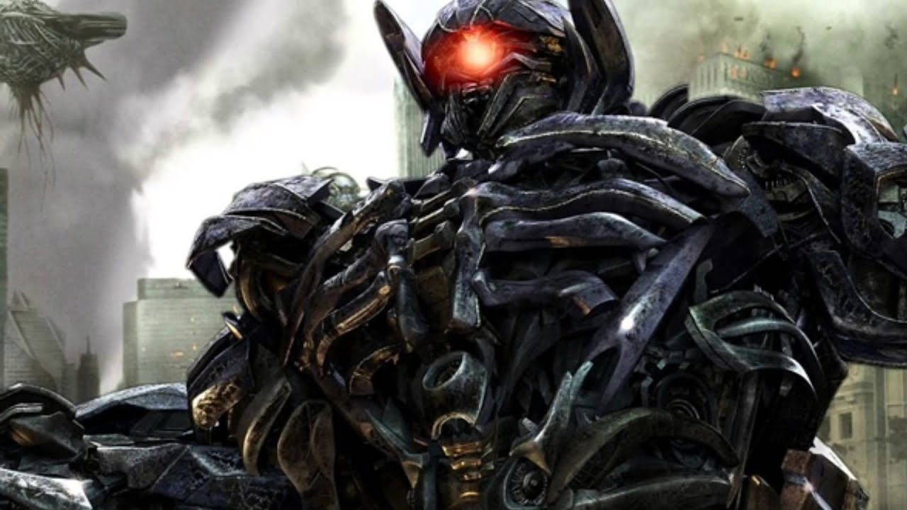 Transformers 4 Rise Of Galvatron Official Trailer 2012
