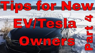 Tips & Hints for Beginner EV Owner Part 4 of 4   Electric Vehicle