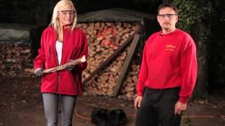 Der Elektro Häcksler - Rentas Werkzeugvermietung