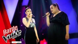 แอน VS เอ็มมี่- เปลี่ยนกันไหม - Battle - The Voice Thailand 2018 - 11 Feb 2019