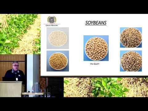 Craig Tomera OGRAIN Presentation: Post Harvest Handling and Storage of Organic Grain