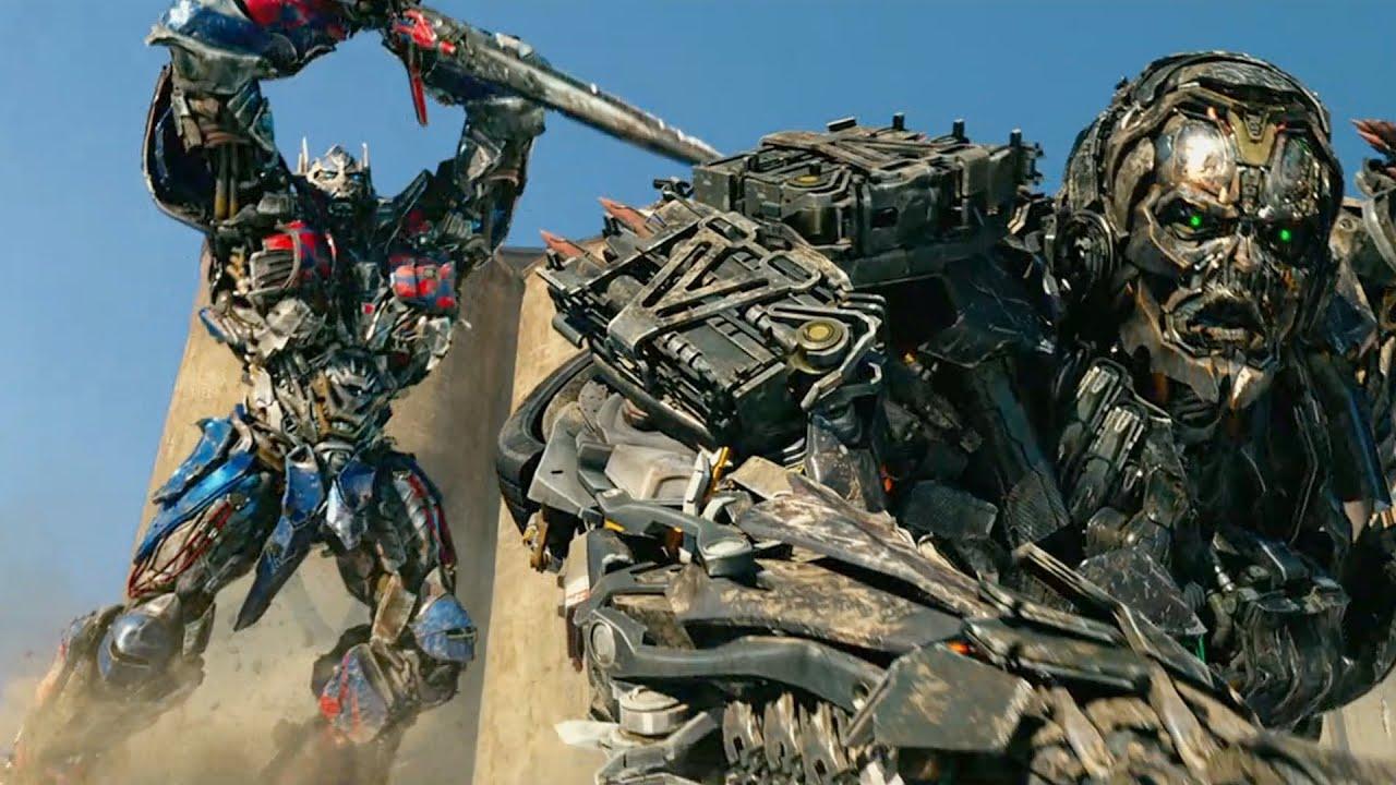 Рецензия на фильм «Трансформеры: Эпоха истребления» | 720x1280