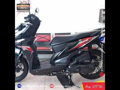 Motor Bekas Murah Malang Honda New Beat Esp 2018 Youtube