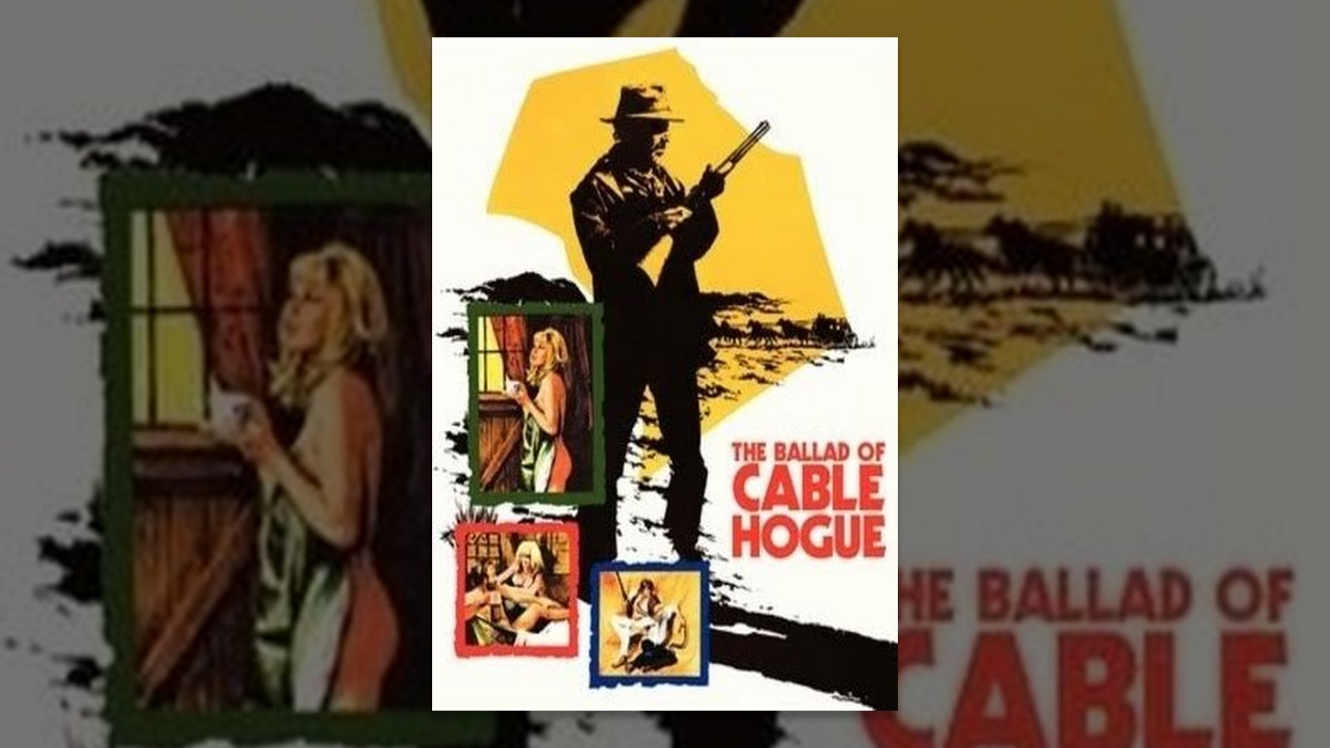 Download Ballad of Cable Hogue